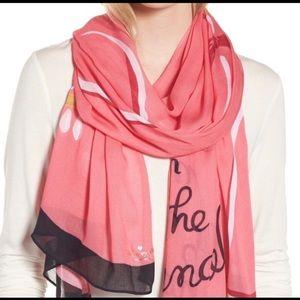 Used Kate spade scarf